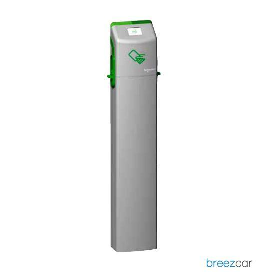 Schneider Electric EVlink parking entreprise - Bornes de recharge