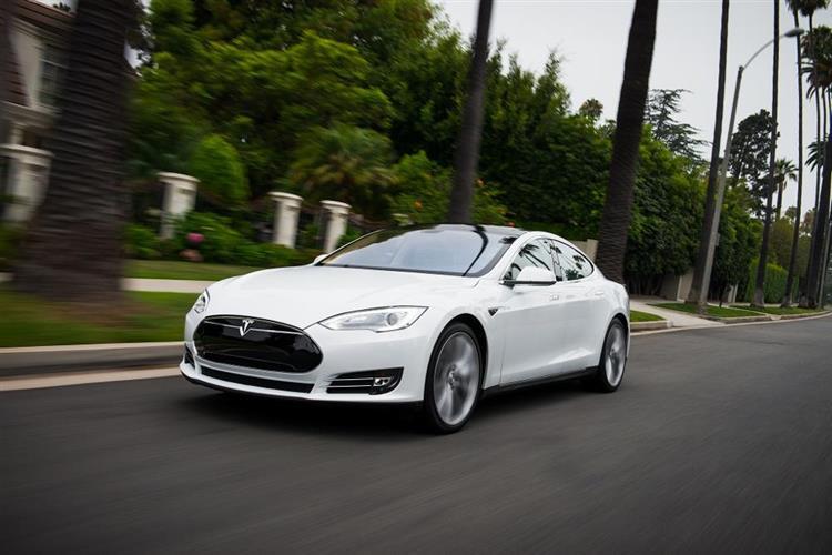 Voiture Electrique Tesla Applique La Prime A La Conversion En Chine