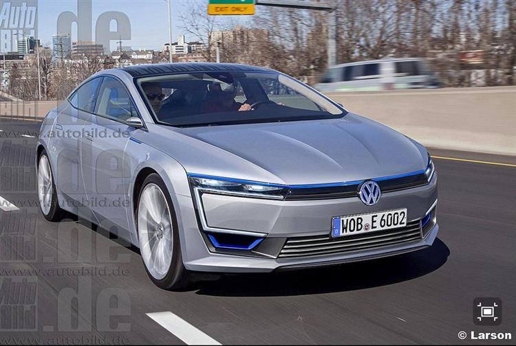 Volkswagen XL3 : l'anti Toyota Prius attendue pour 2018