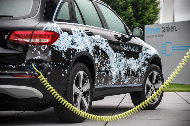 Assez Mercedes : une voiture électrique par an à partir de 2018 FT66