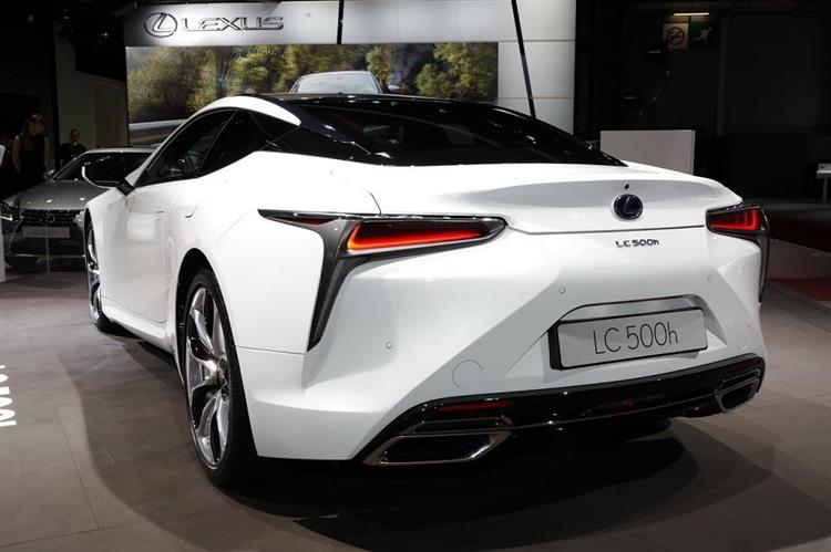 lexus lc 500h un coup hybride nomm d sir paris. Black Bedroom Furniture Sets. Home Design Ideas