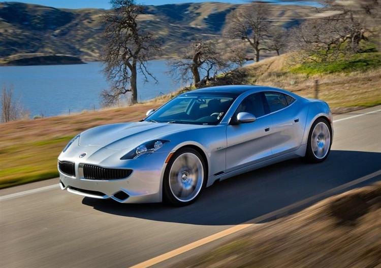 voiture lectrique fisker rena t pour mieux concurrencer tesla. Black Bedroom Furniture Sets. Home Design Ideas