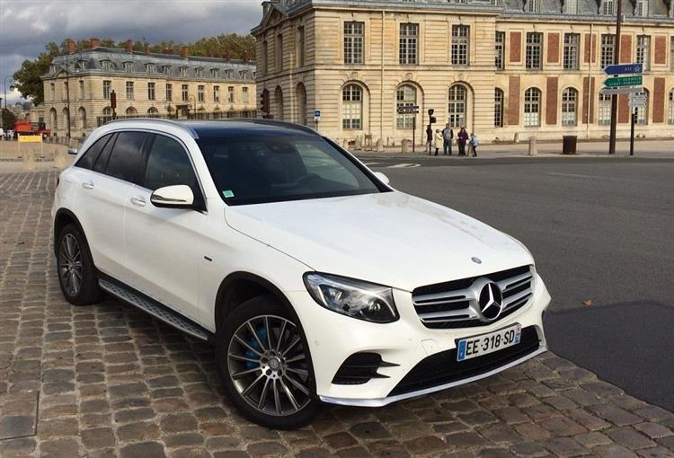 mercedes glc  essai mi figue mi raisin cest de saison