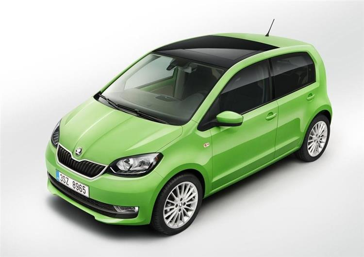 skoda une citigo ev comme premi re voiture lectrique. Black Bedroom Furniture Sets. Home Design Ideas