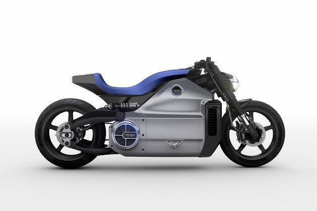 moto electrique voxan