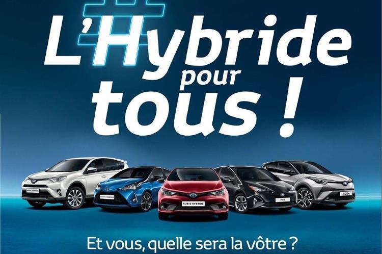 Voitures Hybrides Toyota Et Lexus Lancent Leurs