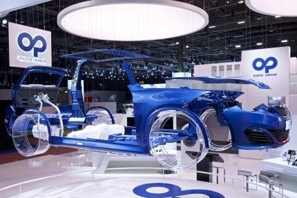 Considérant le secteur comme une opportunité de croissance, l'équipementier français Plastic Omnium va investir dans la voiture à hydrogène