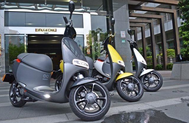 A Taïwan, le gouvernement veut installer plusieurs milliers de bornes de recharge pour scooters électriques