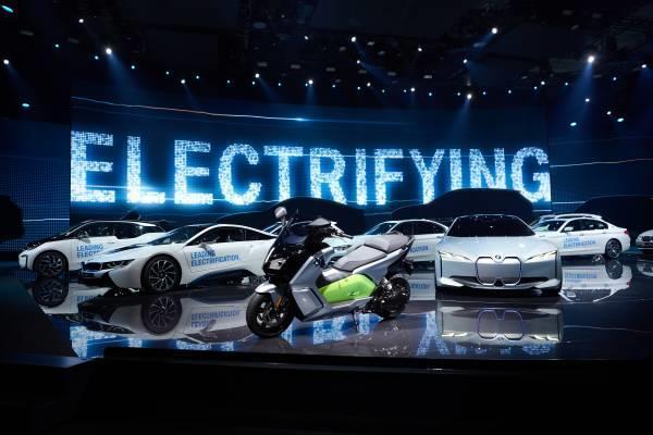 bmw a franchi le cap des 250 000 voitures électrifiées dans le monde