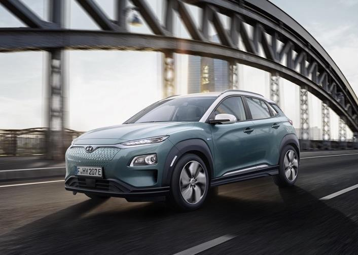 hyundai kona electric son prix d acc s 28 000 euros en france. Black Bedroom Furniture Sets. Home Design Ideas