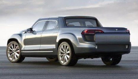 tesla pickup elon musk promet une autonomie minimale de 640 km. Black Bedroom Furniture Sets. Home Design Ideas