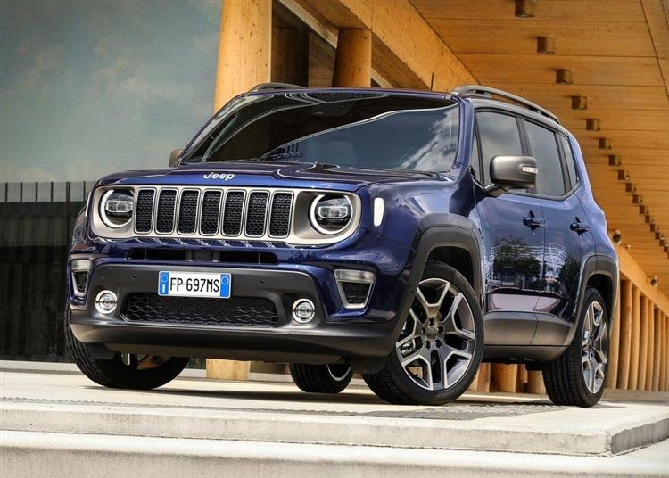jeep renegade l hybride rechargeable commercialis en 2020. Black Bedroom Furniture Sets. Home Design Ideas