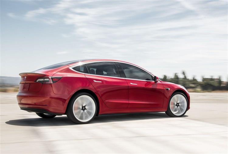 Tesla Model 3 Le Ticket D Entr 233 E Abaiss 233 224 45 000