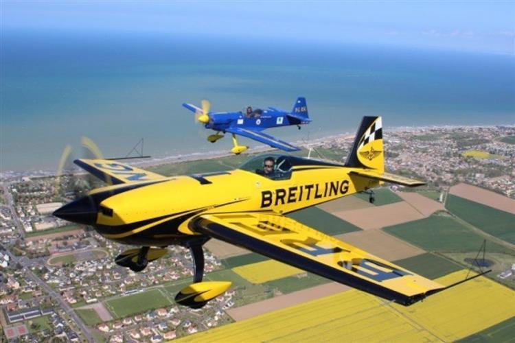 Air Race E La Version Aerienne De La Formule E Debarquera En 2020