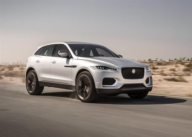 jaguar f pace suv et hybride rechargeable en 2016. Black Bedroom Furniture Sets. Home Design Ideas