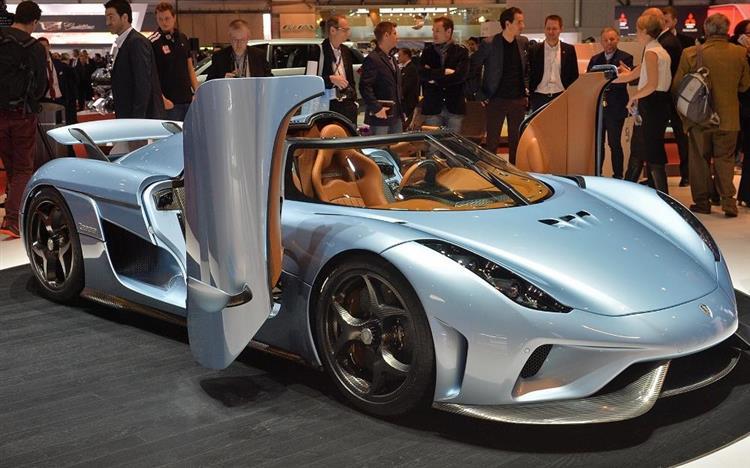 Assez Koenigsegg Regera : l'hybride rechargeable aux 1 500 ch (+ photos) IM85