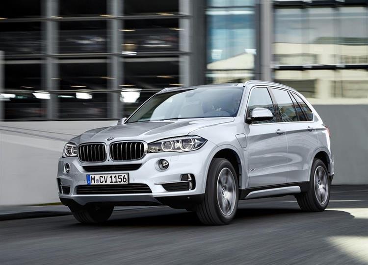 BMW X5 hybride rechargeable : en vente à l'automne 2015 ...