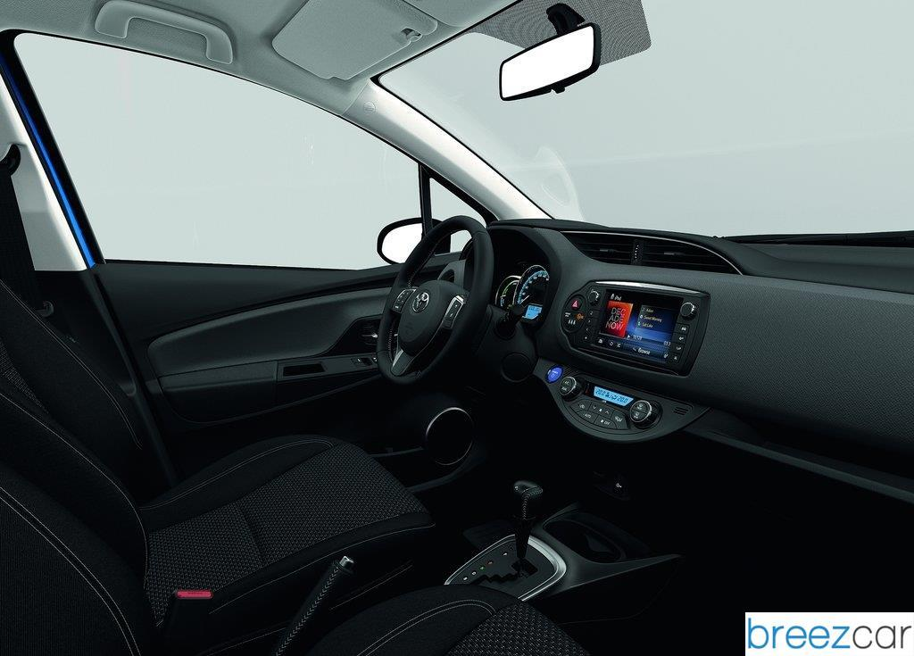 toyota yaris hybrid prix consommations autos post. Black Bedroom Furniture Sets. Home Design Ideas