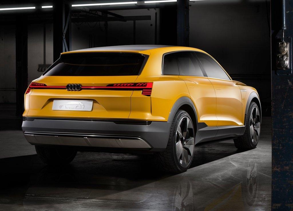 Le premier véhicule à hydrogène sera commercialisé par Audi en 2020