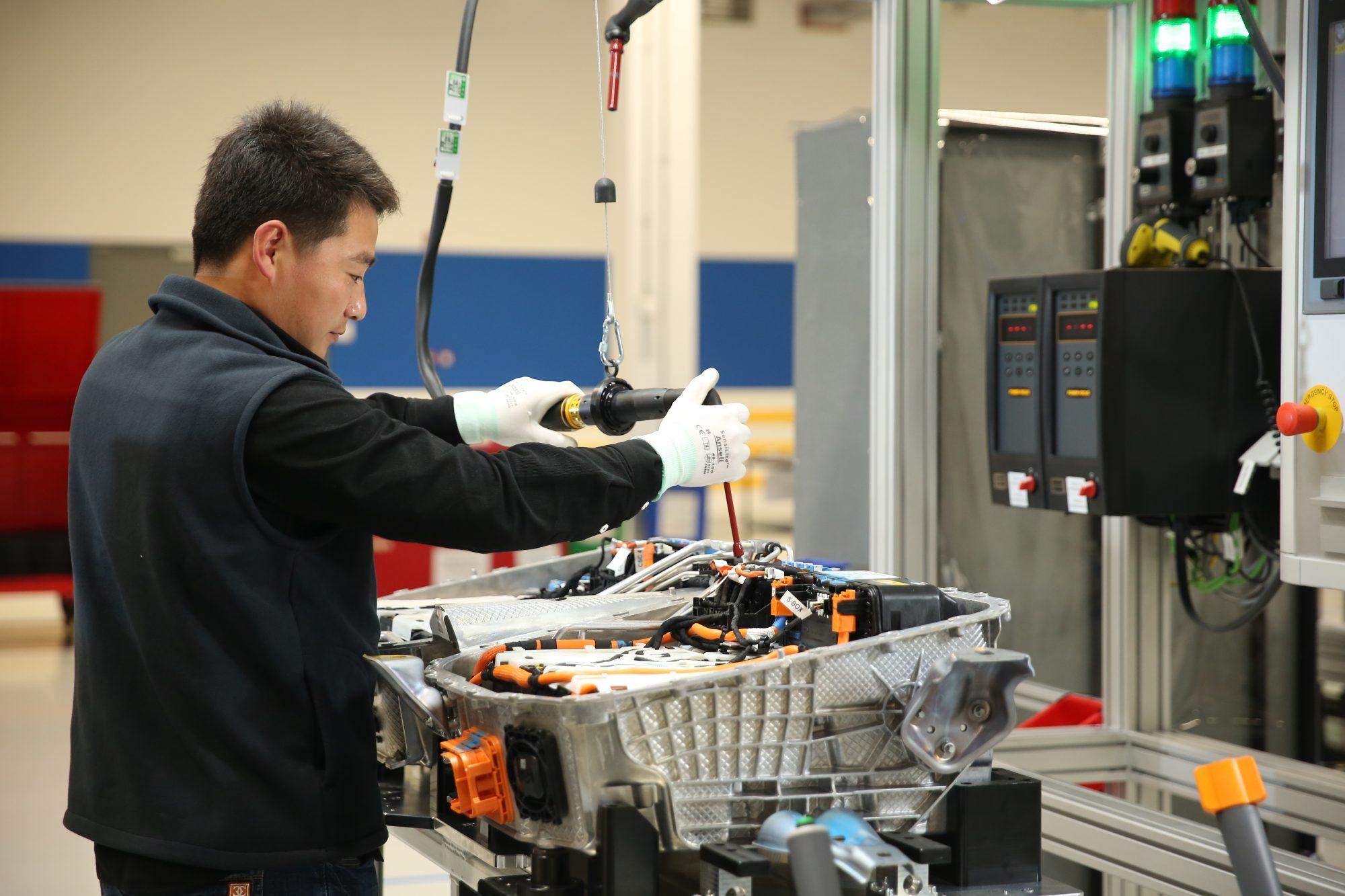 Batteries BMW Chine