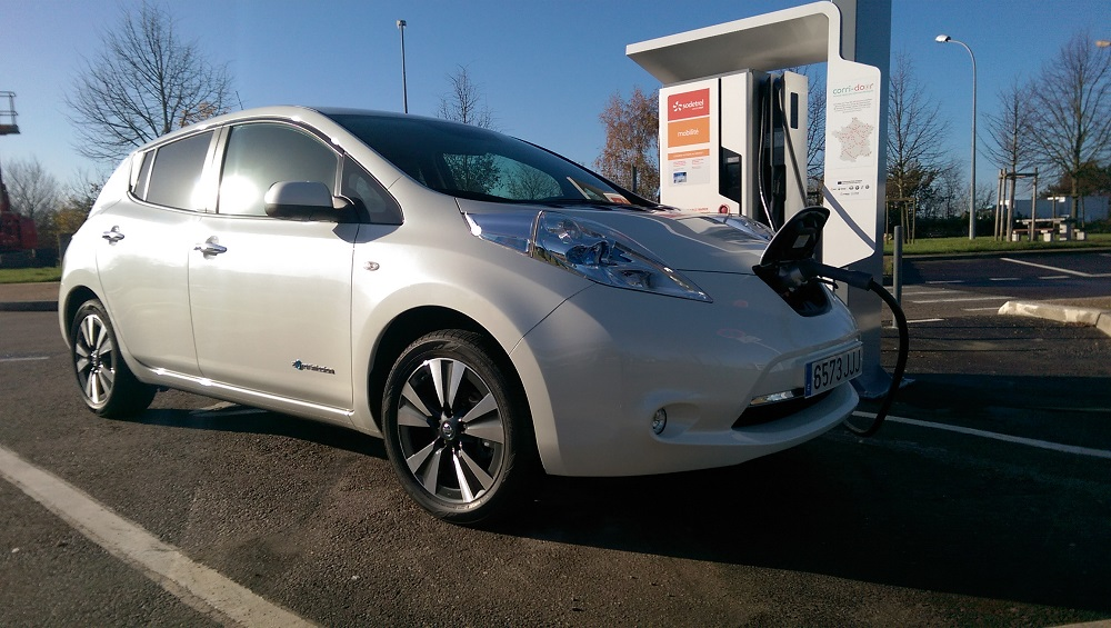 essai nissan leaf 30 kwh autonomie de 200 km atteinte. Black Bedroom Furniture Sets. Home Design Ideas