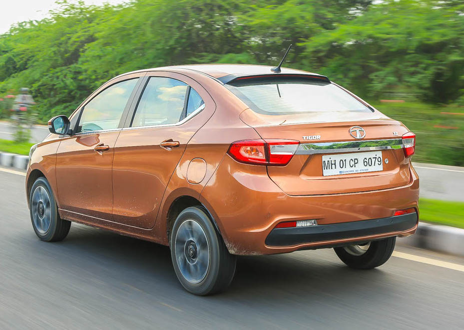 Tata Tigor Electric