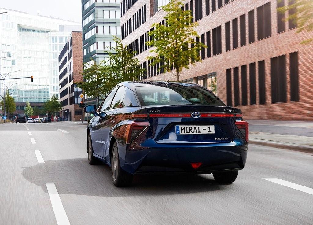 En 2020, Toyota lancera la seconde génération de sa Mirai