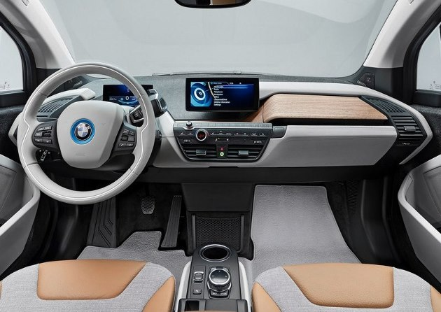 Habitacle BMW i3
