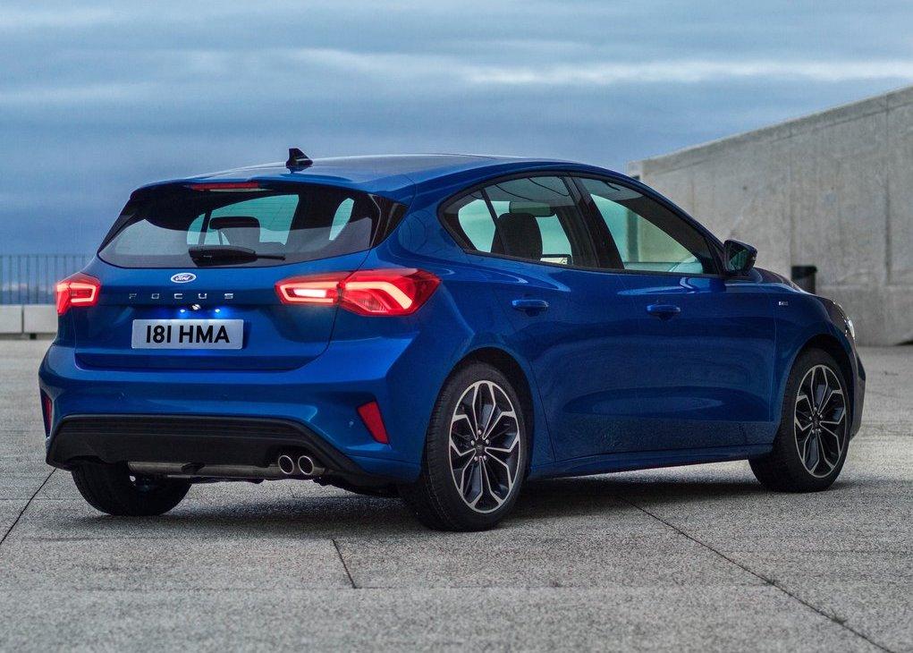 2019 Focus St >> Nouvelle Ford Focus RS : une motorisation hybride de 400 ch