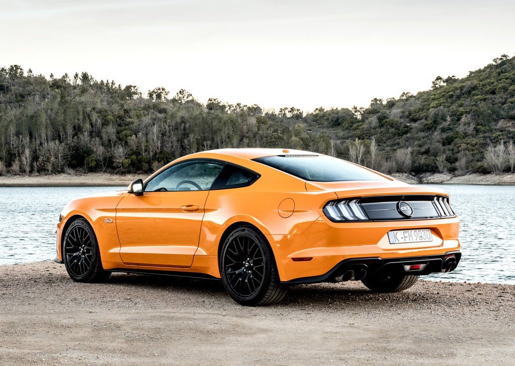 Ford Mustang hybride rechargeable