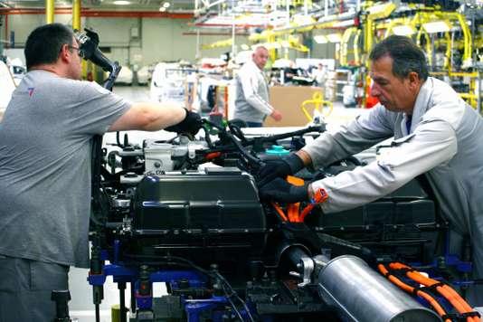 Peugeot Sochaux hybrides rechargeables