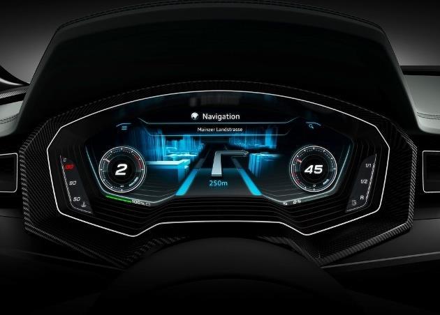 audi sport quattro une nouvelle version hybride rechargeable. Black Bedroom Furniture Sets. Home Design Ideas