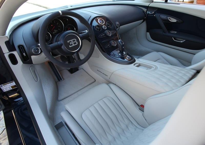 Bugatti Veyron Une Version Hybride De 1500 Ch En