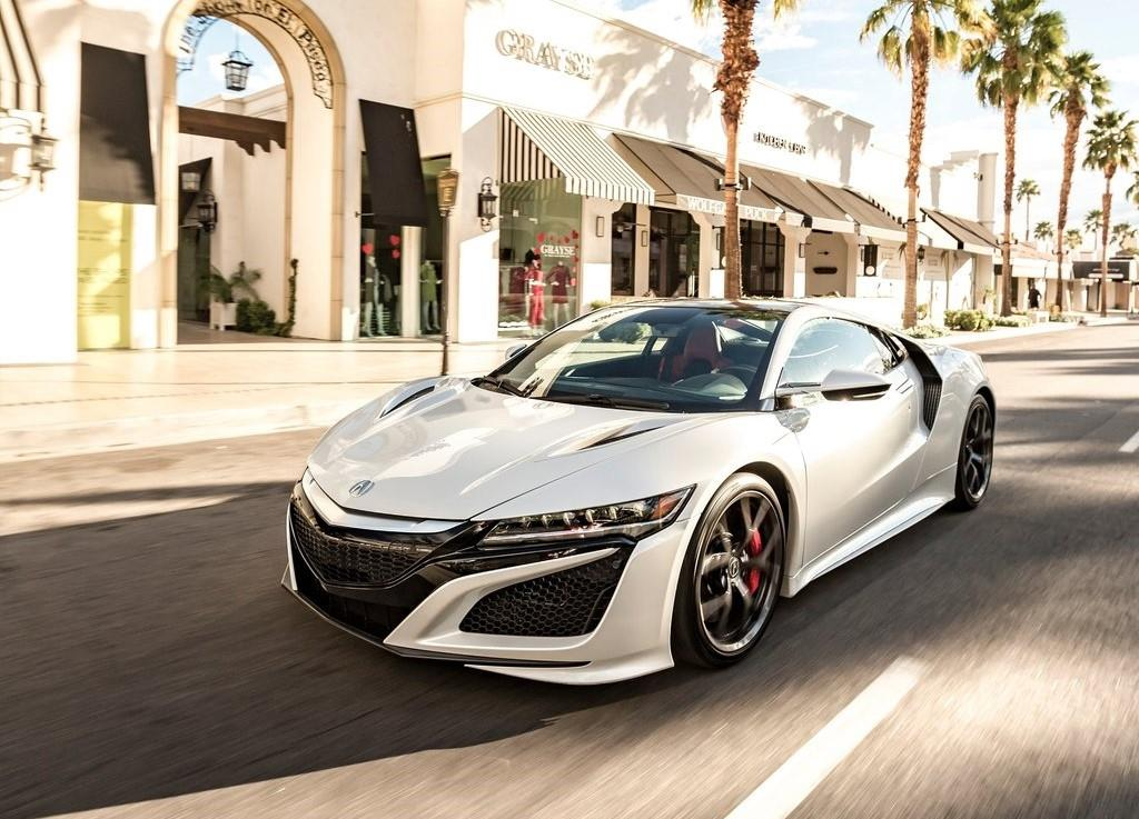 honda nsx la supercar hybride d barque en europe photos. Black Bedroom Furniture Sets. Home Design Ideas
