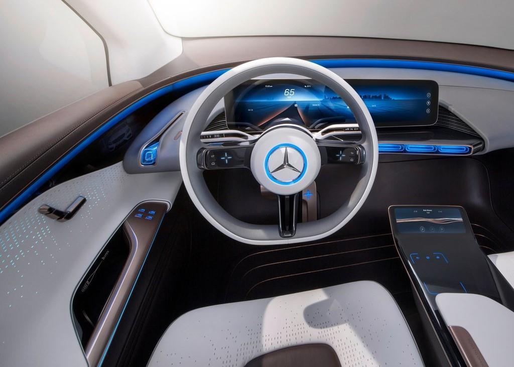 Mercedes EQ : la génération électrique de l'étoile se ...