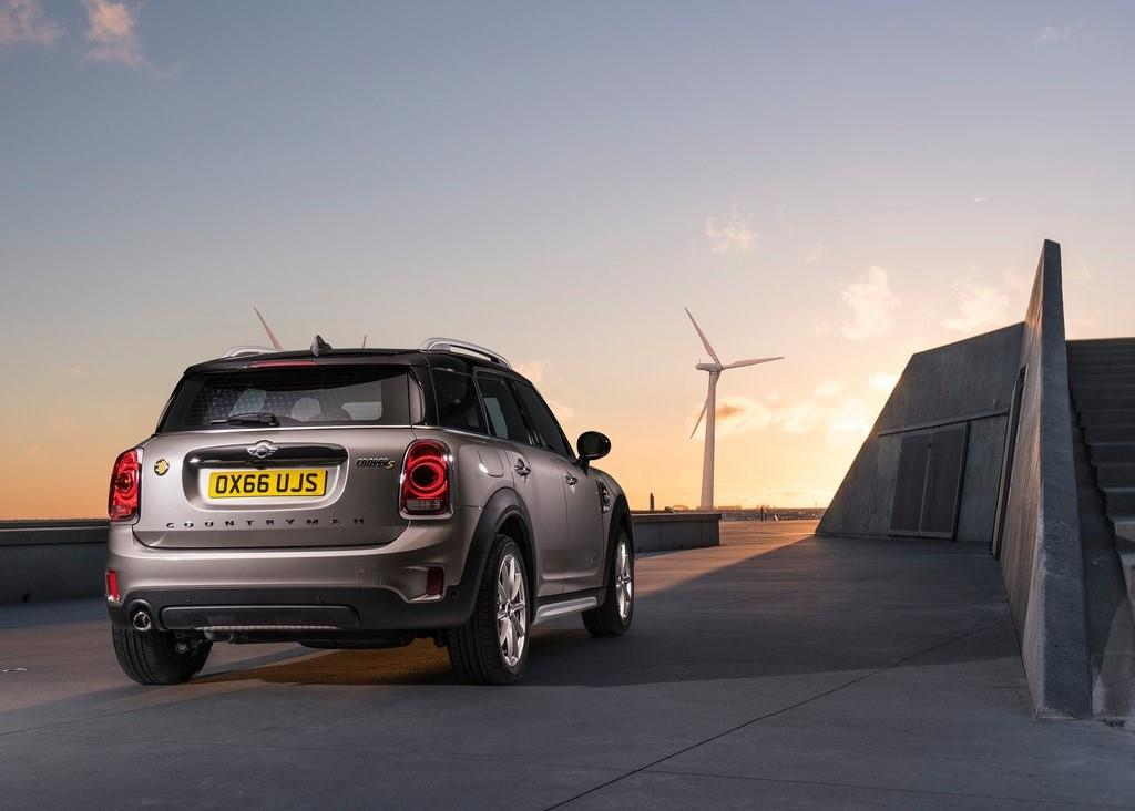 Mini Le Countryman Adopte L Hybride Rechargeable Photos