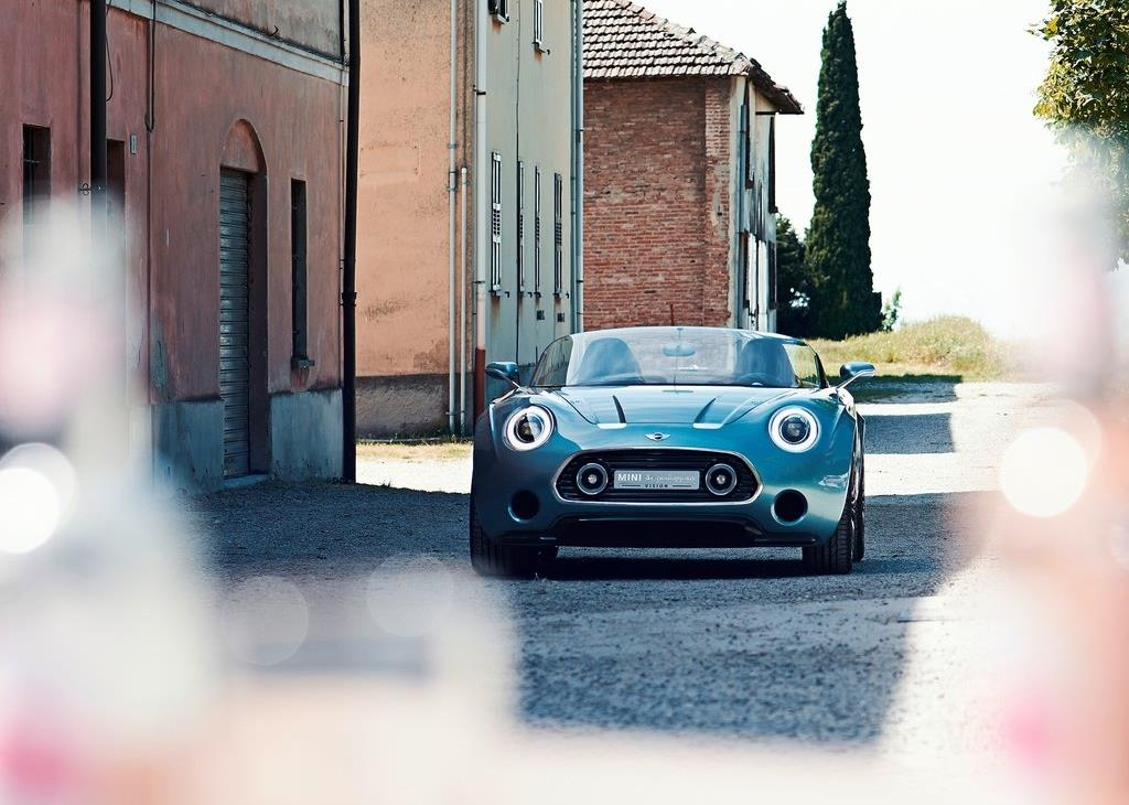 Mini Superleggera Coup 233 233 Lectrique Ou Hybride En 2018
