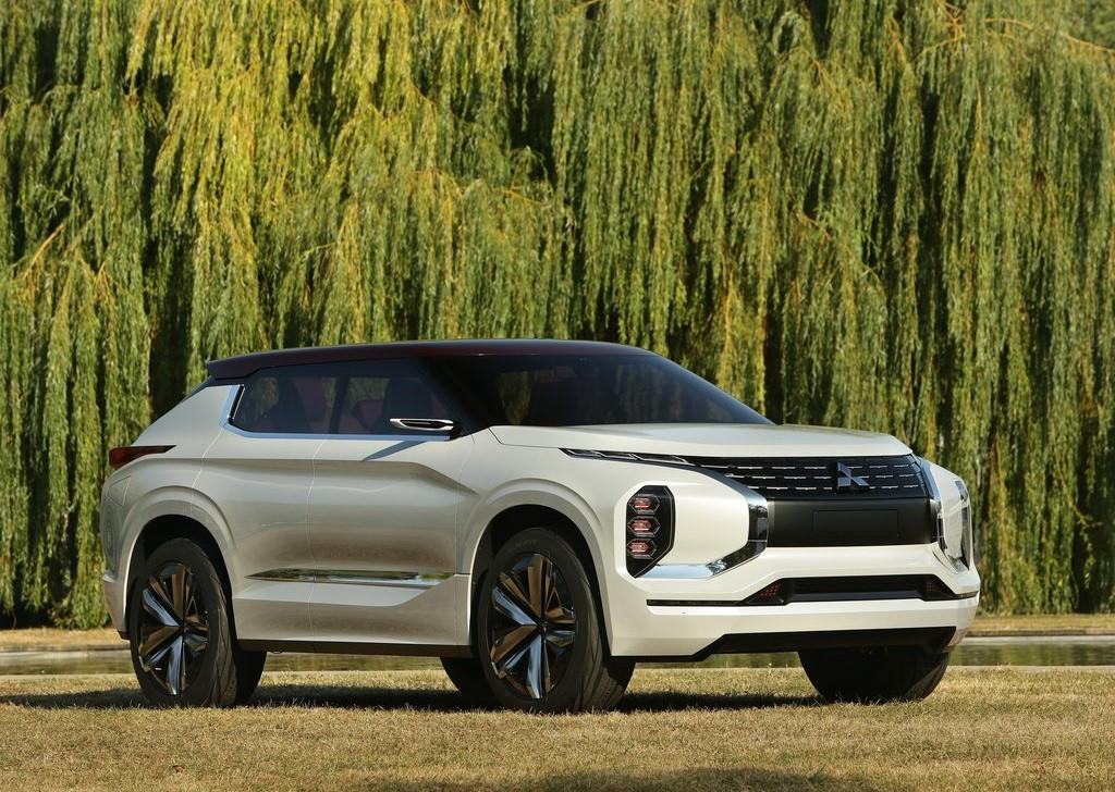 Mitsubishi GT-PHEV Concept : l'Outlander en filigrane