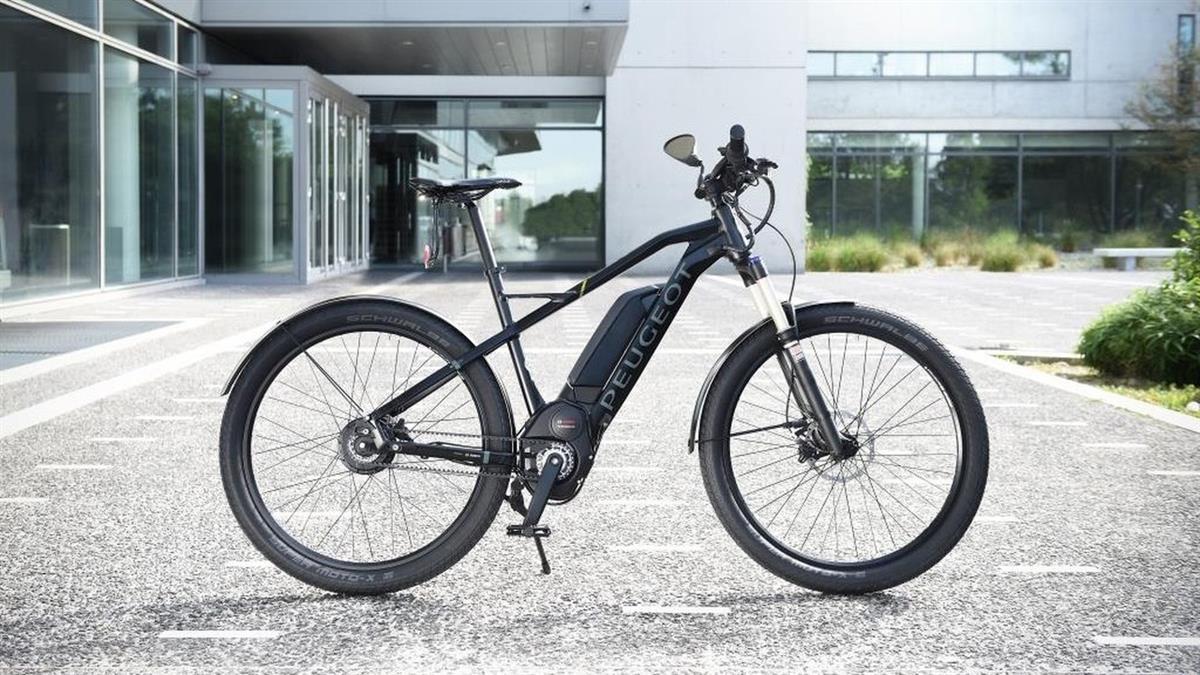 v lo lectrique peugeot pr sente son speed bike eu01s. Black Bedroom Furniture Sets. Home Design Ideas