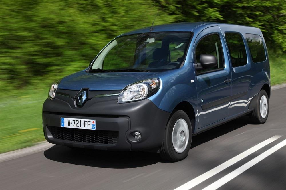 renault kangoo z e un peu de zoe en lui. Black Bedroom Furniture Sets. Home Design Ideas