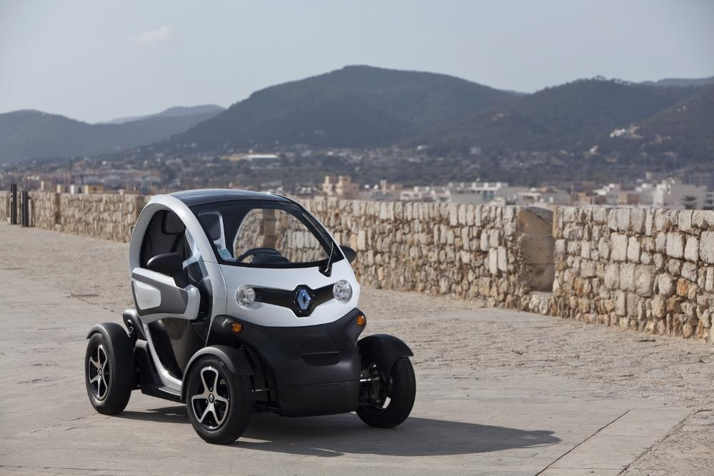 Essai renault twizy pour early adopters branch s for Fenetre twizy