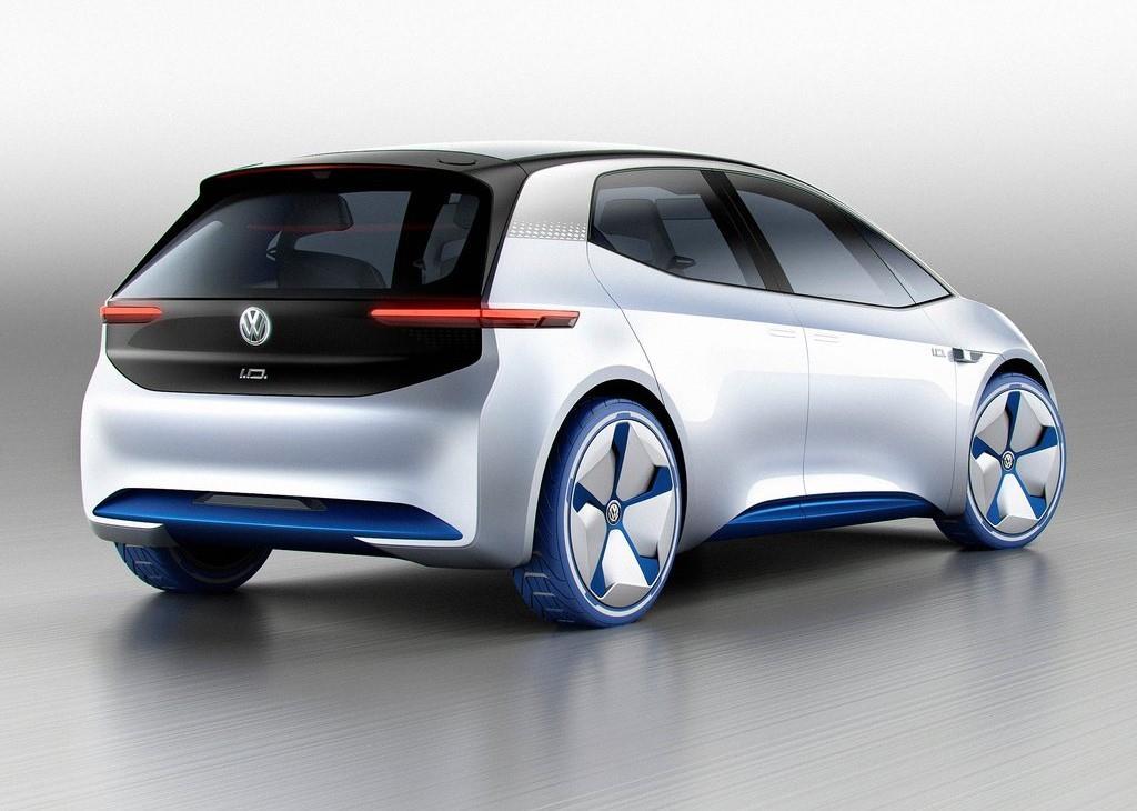 voiture lectrique voici la volkswagen aux 600 km d autonomie. Black Bedroom Furniture Sets. Home Design Ideas