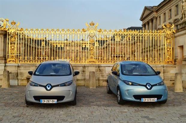 renault zoe d j 30 000 citadines lectriques en europe. Black Bedroom Furniture Sets. Home Design Ideas