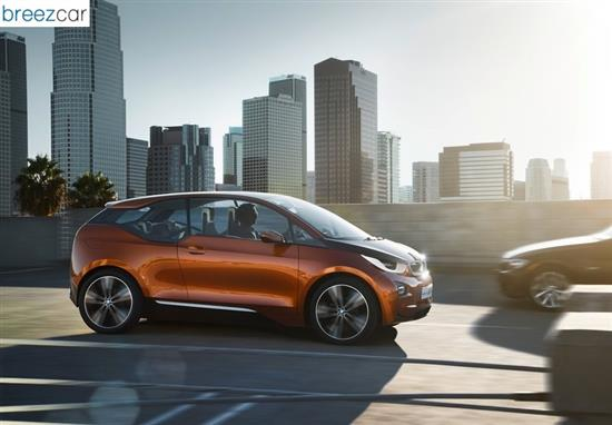 berline lectrique bmw i3 partir de 33 000 euros. Black Bedroom Furniture Sets. Home Design Ideas