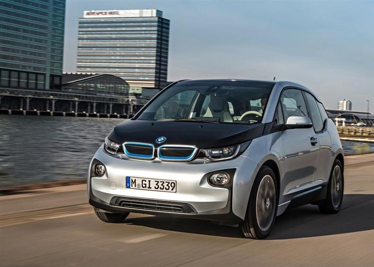 bmw i3 55 des ventes avec le prolongateur en 2015. Black Bedroom Furniture Sets. Home Design Ideas