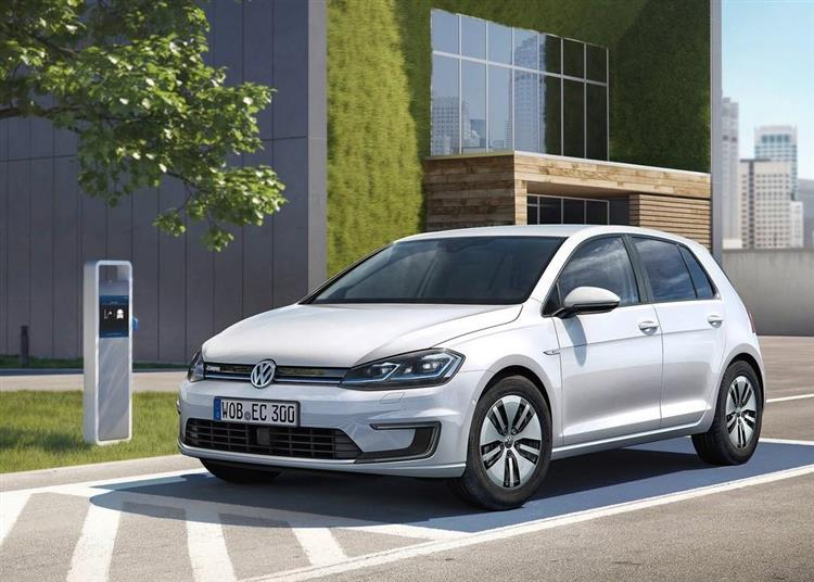 volkswagen e golf une nouvelle autonomie de 300 km toute th orique. Black Bedroom Furniture Sets. Home Design Ideas