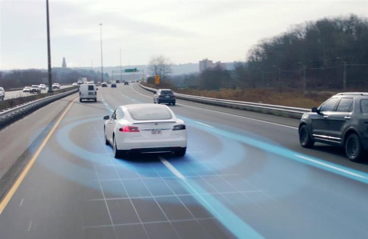 L'Autopilot de Tesla blanchi — Accident mortel