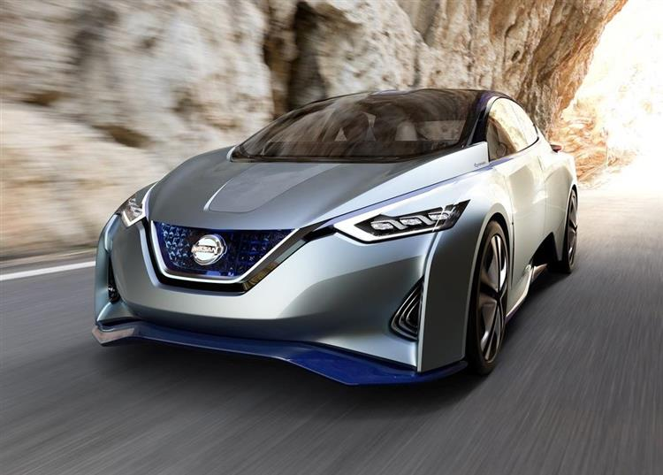 nouvelle nissan leaf livraisons confirm es pour fin 2017. Black Bedroom Furniture Sets. Home Design Ideas