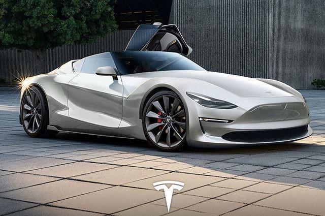 Tesla roadster bient t la voiture la plus rapide du monde - La voiture la plus rapide du monde ...