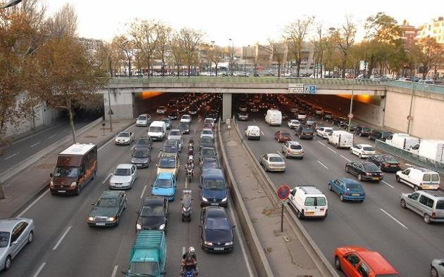 Paris la vitesse sur le p riph rique d sormais limit e 70 km h - Boulevard peripherique de paris ...
